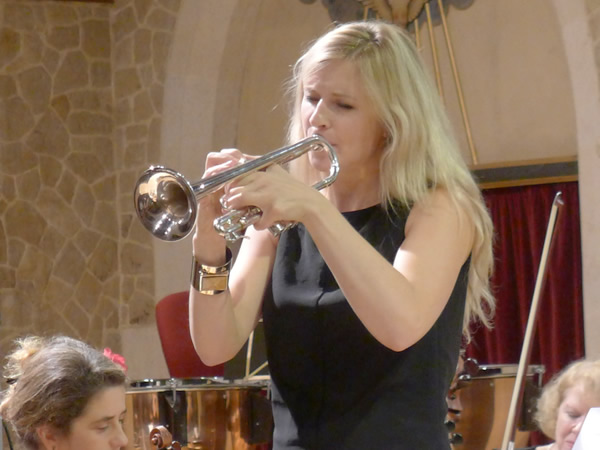 Alison Balsom OBE